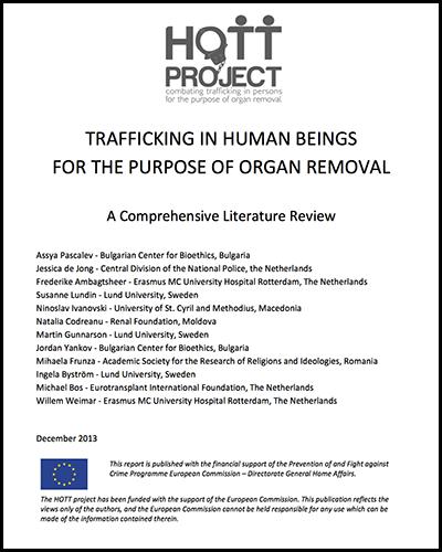 Organ Trafficking – SlaveFree Today